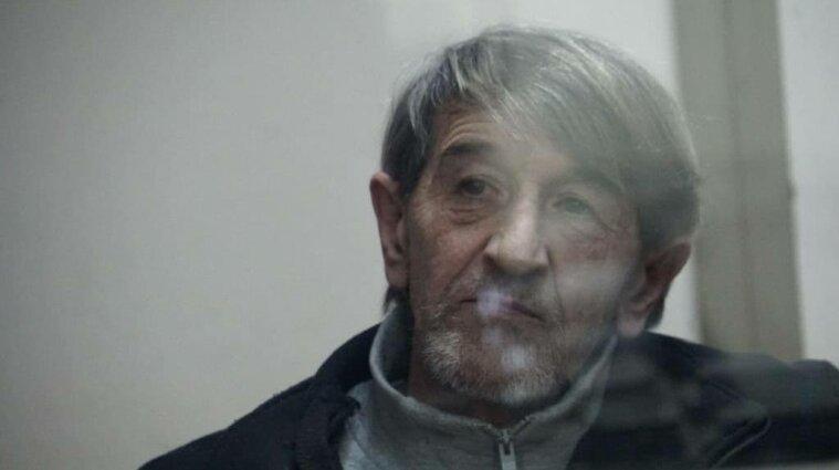 """В'язня Кремля Приходька засудили до п'яти років колонії за """"тероризм"""""""