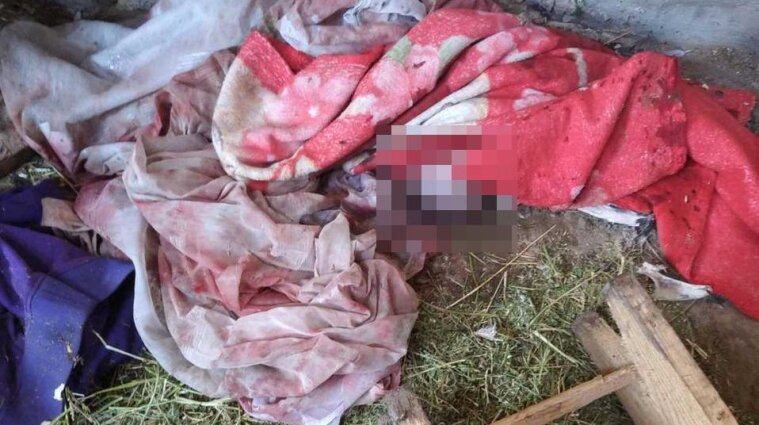 Багатодітна жінка вбила немовля і заховала його тіло у ковдру