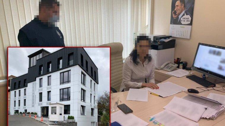 Прокуратура обшукала КМДА через незаконну забудову в зоні Києво-Печерської Лаври