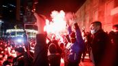 Протести в Албанії
