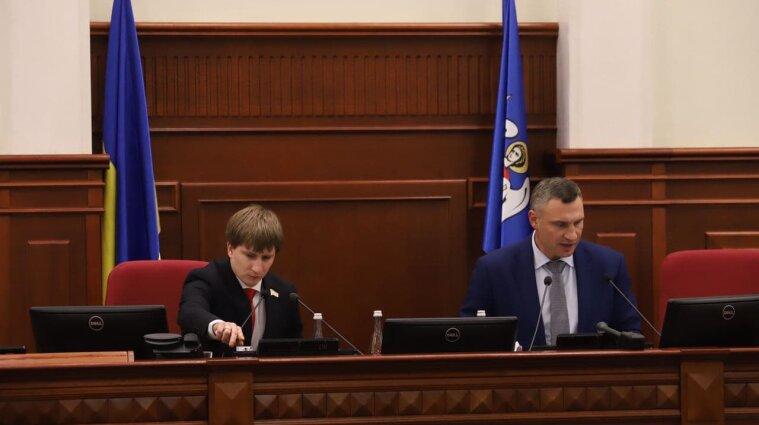 """Секретарем Київради став """"ударівець"""", у якого знайшли підробний диплом"""