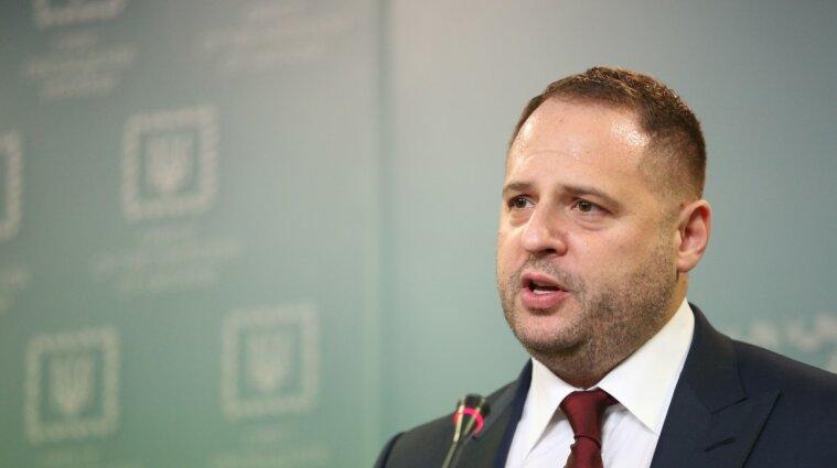 Ермак отвечает за всю внутреннюю и внешнюю политику Украины - Климкин