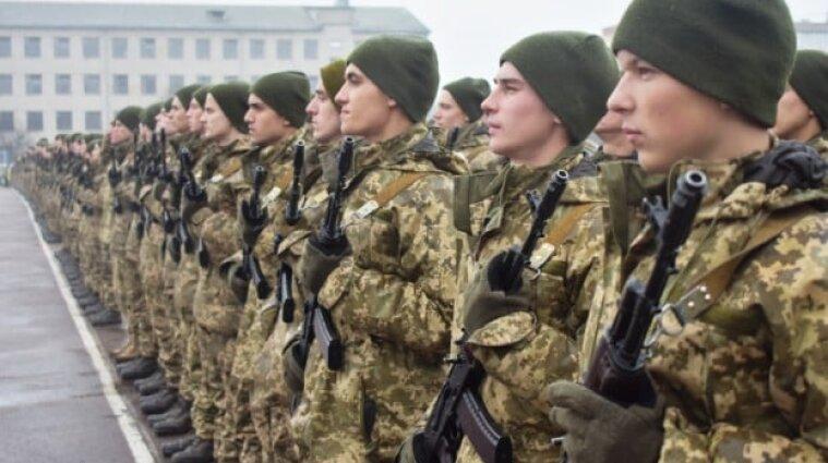 В Україні розпочався осінній призов до лав ЗСУ