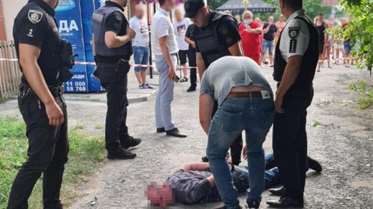 У Кам'янець-Подільському п'яний чоловік підірвав гранату: постраждали шестеро людей