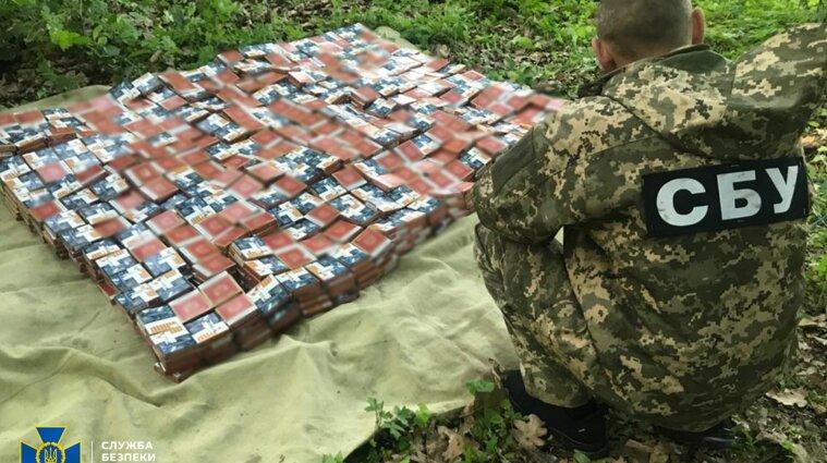 В зоне ООС коммерсанты торговали контрабандой из России - фото