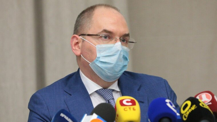 Степанов розповів про зміни, які хочуть внести у план вакцинації