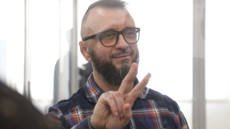 Дело Шеремета: суд изменил меру пресечения Антоненко