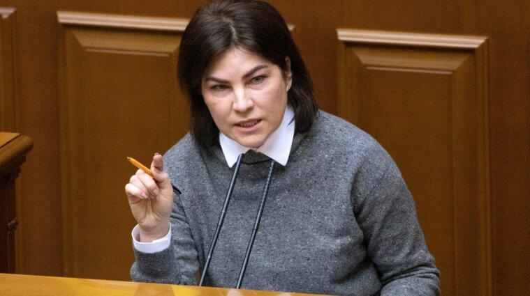 Венедіктова: Проекту підозри Медведчуку ще немає