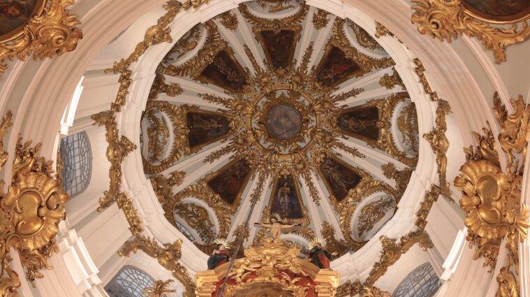 Андреевскую церковь откроют для туристов