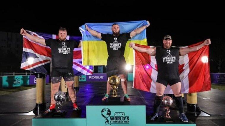 Українець Олексій Новіков став найсильнішою людиною планети-2020