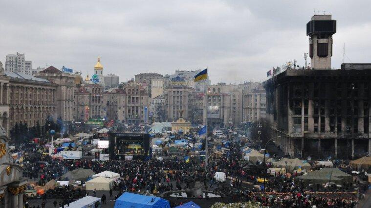 Справа Майдану: поліціянт, який перешкоджав журналістам, отримав підозру