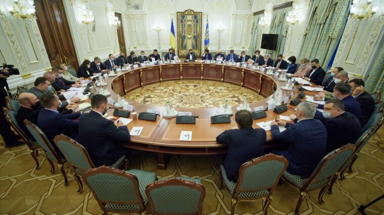 Засідання РНБО у п`ятницю відбудеться на Банковій: що обговорюватимуть
