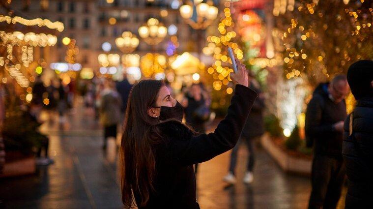 Рождество и Новый год на улице: что рекомендует ВОЗ