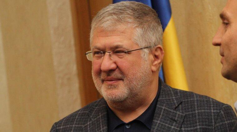 Евросоюз поддерживает санкции США против олигарха Коломойского