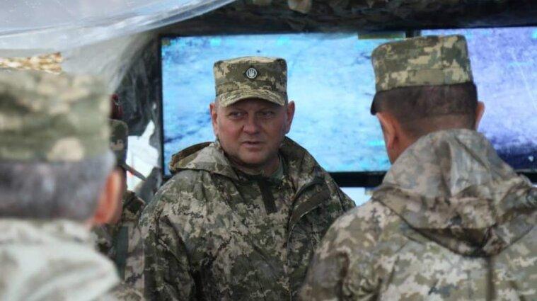 ЗСУ мають готуватися до звільнення окупованих територій - Залужний
