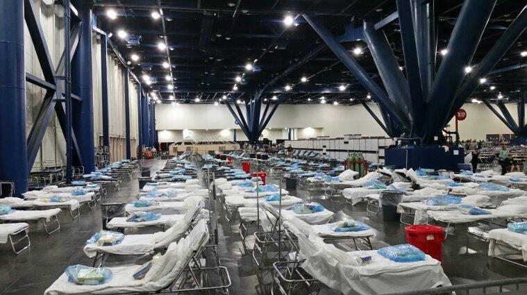 МОЗ може виділити 52 тисячі ліжок для хворих на COVID-19