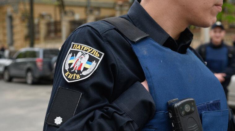 Протестувальник напав на поліціянта під МінТОТ, йому загрожує до 5 років тюрми