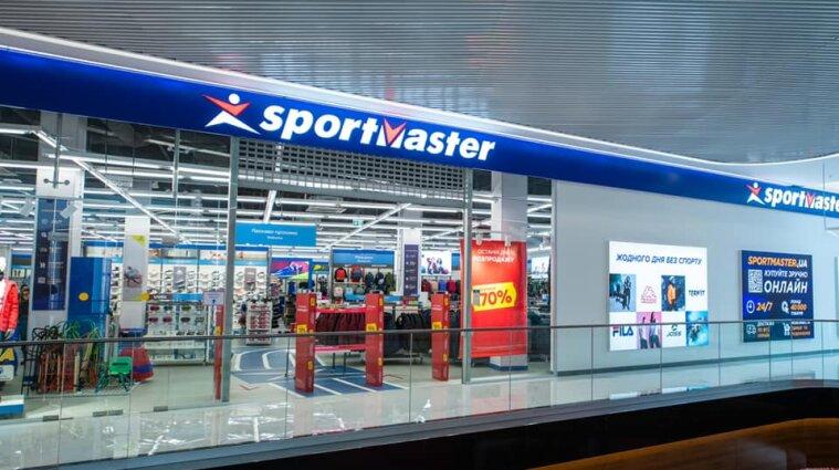 """У """"Спортмастері"""" пояснили, чому продовжують працювати попри санкції"""