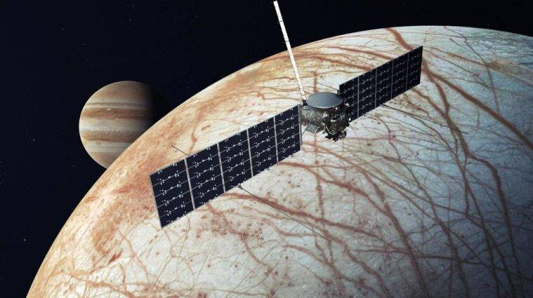 SpaceX відправить у космос зонд NASA до супутника Юпітера
