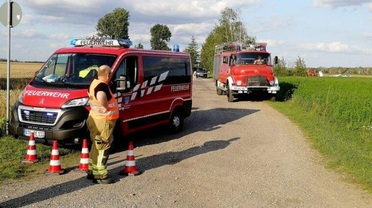 В Германии разбился самолет с детьми: никто не выжил