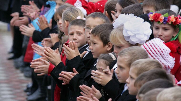В МОН рассказали, будет ли в школах традиционная линейка до 1 сентября