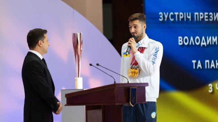 Паралимпиец-рекордсмен Максим Крипак получил звание Героя Украины - фото