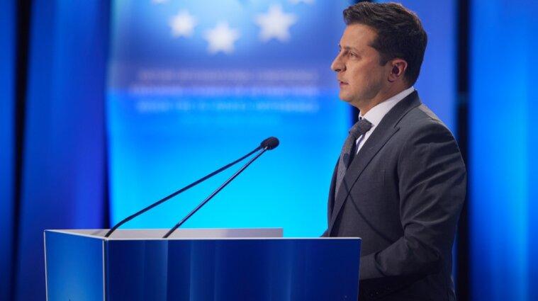 Україну, Грузію та Молдову об'єднує прагнення членства в ЄС, анексія, окупація та війна – Зеленський