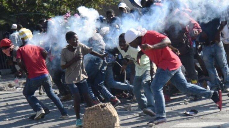 Затримали організатора вбивства президента Гаїті