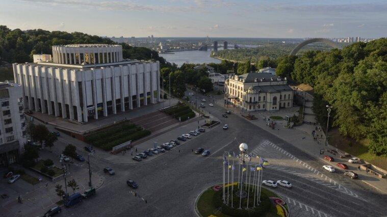 В центре Киева 27 марта частично ограничат движение