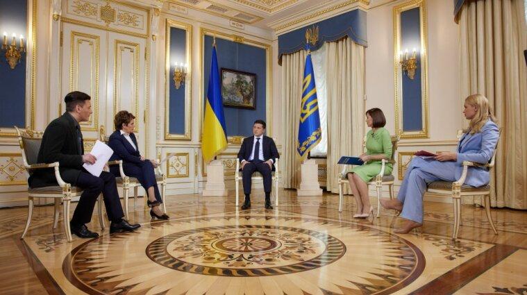Зеленський пообіцяв випробувати на собі українську вакцину від COVID-19