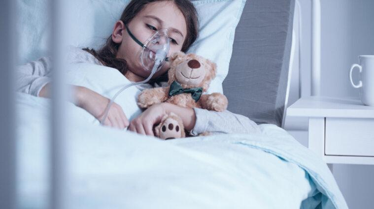 Кислорода нужен не только детям с COVID-19 - врач