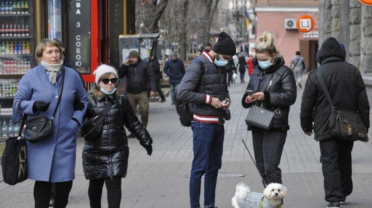 """Минздрав обновил карантинные зоны: три области остаются """"желтыми"""""""