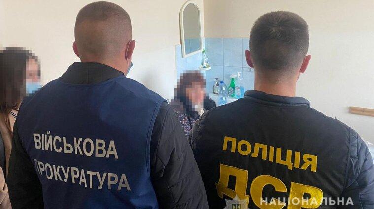 В Тернополе врач выдавал справки о непригодности к военной службе