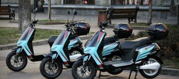 Не только самокаты: в Киеве можно арендовать новый вид электротранспорта