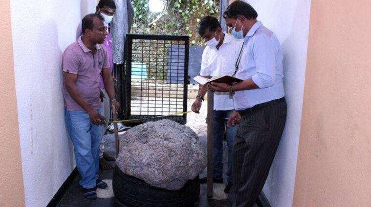 Найбільший сапфір у світі випадково знайшли на Шрі-Ланці