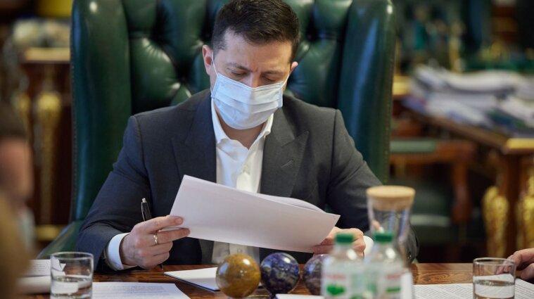 Зеленский подписал закон об обновлении сведений о государственной границе Украины