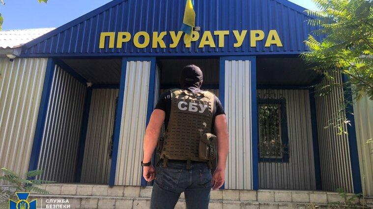 В Донецкой области прокурора поймали на взятке в 50 тысяч гривен - фото