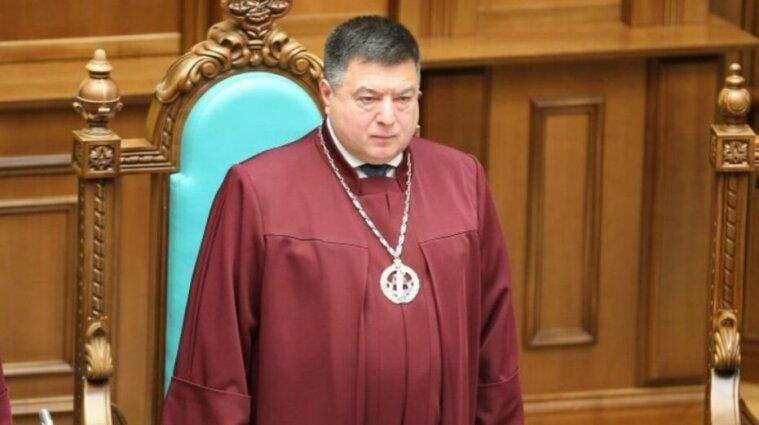 Тупицького хочуть відсторонити з посади голови КСУ