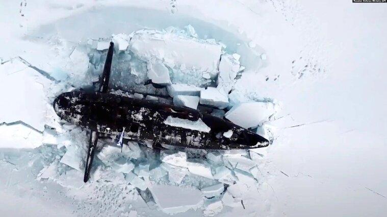 Росія зайнялася мілітаризацією Арктики (відео)