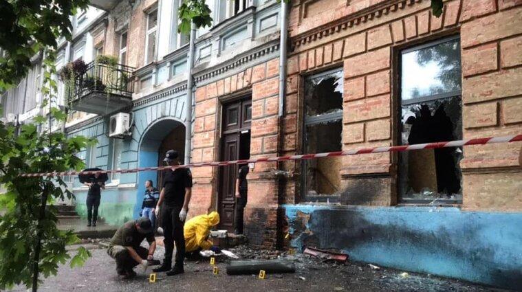 У Дніпрі стався вибух у житловому будинку