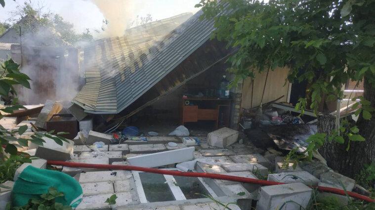 У Черкаській області вибухнув та обвалився будинок: є жертва - фото