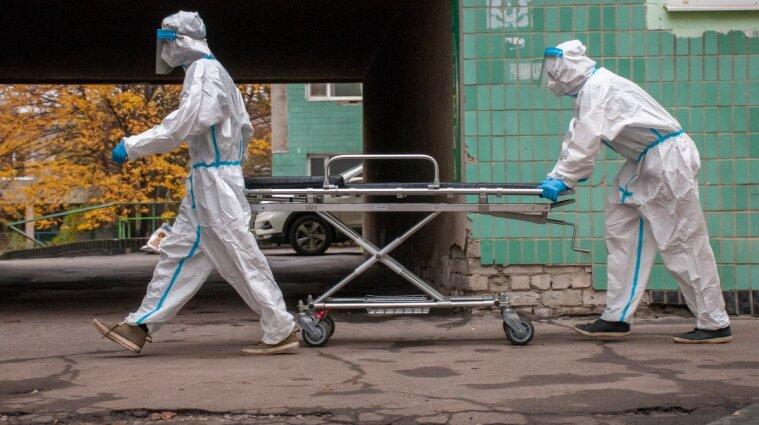 Николаевская инфекционка заполнена на 80%, все больные тяжелые