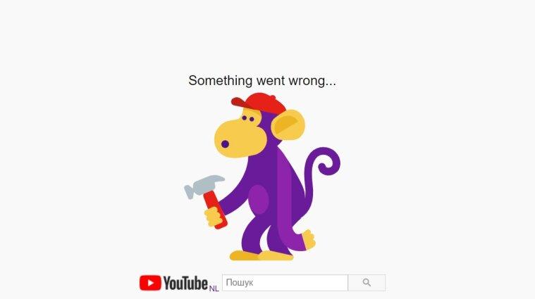 Масштабный сбой: не работают YouTube и ряд сервисов Google