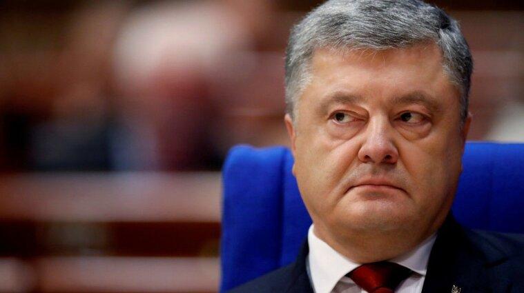Порошенко сделал заявление, выйдя после трехчасового допроса в СБУ