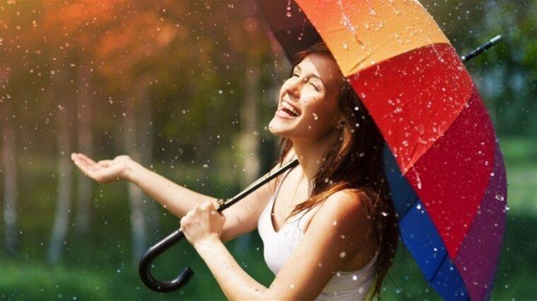 Украину будет заливать дождями до конца недели - Гидрометцентр
