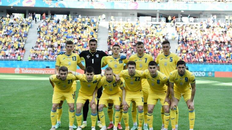 Англия разгромила Украину в четвертьфинале Евро-2020