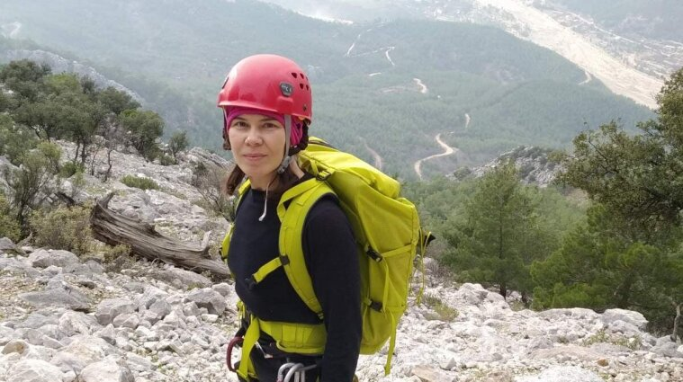 В горах Турции нашли тело пропавшей альпинистки