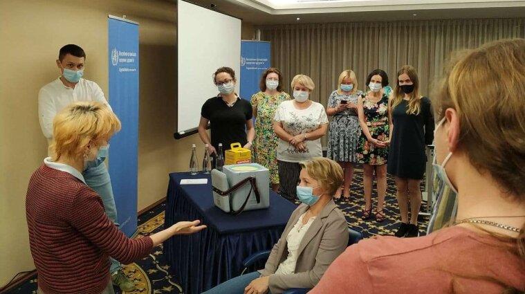 К кампании по вакцинации от Covid-19 будут привлекать украинских студентов-медиков