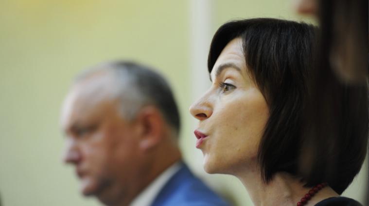 Партія Санду перемогла на парламентських виборах у Молдові