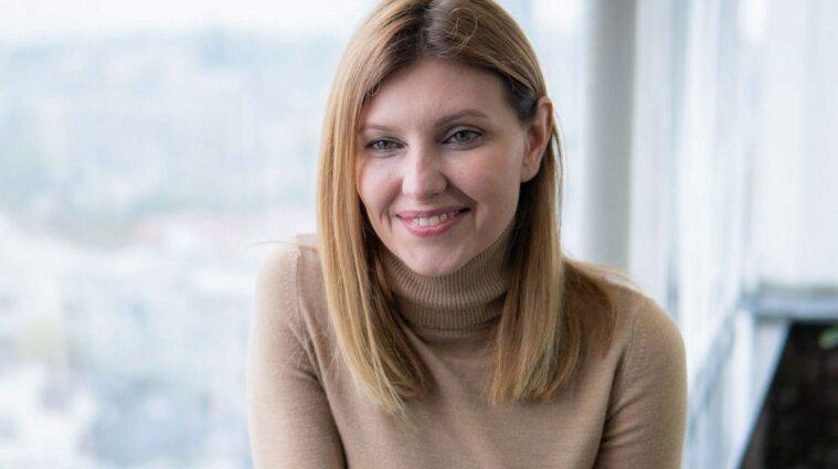 Елена Зеленская хочет создать Офис первой леди